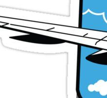 Airline Away Sticker