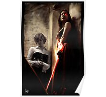 Gothic Photography Series 121 Poster