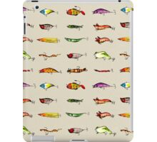 Lures iPad Case/Skin
