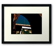 Wide Screen Framed Print