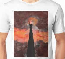 The Tower of Sauron Unisex T-Shirt