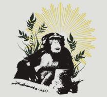 Chimpanzee by Spyder
