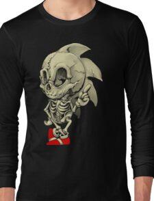 Hedgehog Skeletal System Long Sleeve T-Shirt