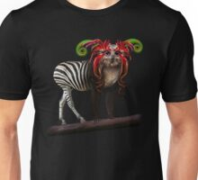 Toni the flamboyant Chimera. Unisex T-Shirt