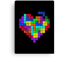 THE GAME OF LOVE ( Dark Version ) Canvas Print