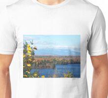 Mount Katahdin Fall 4 Unisex T-Shirt