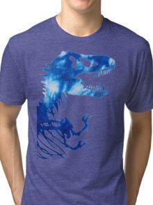 Tie-Dye Rex Tri-blend T-Shirt
