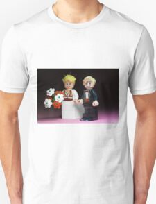 Lego Bride and Groom T-Shirt