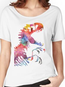 Funkodominus Rex Women's Relaxed Fit T-Shirt