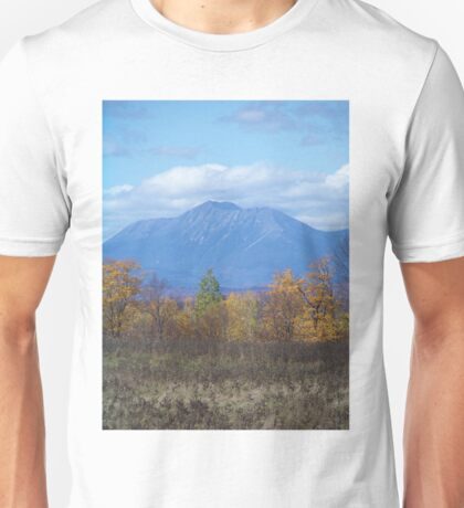 Mount Katahdin from Stacyville 2 Unisex T-Shirt