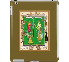 Medieval  feast  iPad Case/Skin