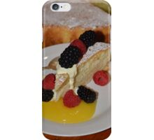 Luscious Lemon Cake iPhone Case/Skin