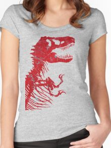 Rusty Rex Women's Fitted Scoop T-Shirt