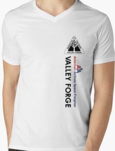 Valley Forge Mens V-Neck T-Shirt