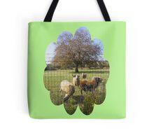 sheepish tree Tote Bag
