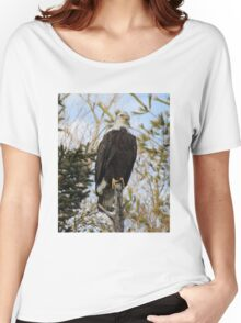 Bald Eagle 2 Women's Relaxed Fit T-Shirt