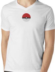The Original Pokeball Mens V-Neck T-Shirt