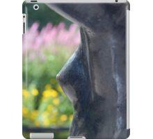 Bronze femininity iPad Case/Skin