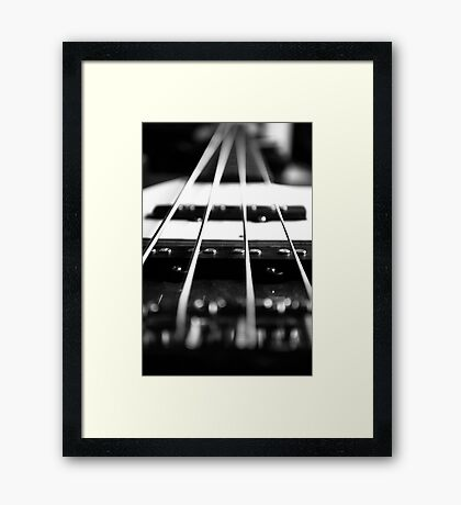 Converge Framed Print