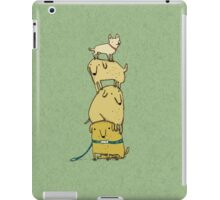Puppy Totem iPad Case/Skin