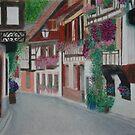 Village by Zlata Bajramovic