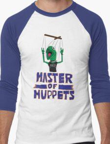 Master Of Muppets Men's Baseball ¾ T-Shirt