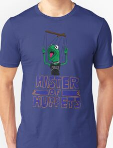 Master Of Muppets Unisex T-Shirt