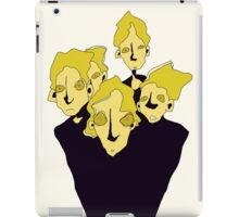 Stare at 'em iPad Case/Skin