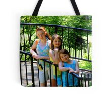 The Three Princesses. Tote Bag