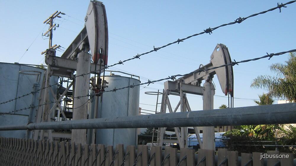 Urban Oil by jdbussone