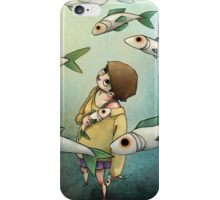Fish Ghost iPhone Case/Skin