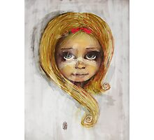 Ginger Rose Photographic Print