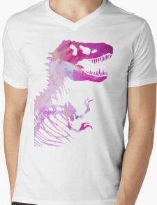 Fabulous Rex Mens V-Neck T-Shirt