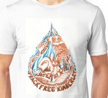 water is life - frack free kimberley Unisex T-Shirt