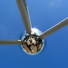 Atomium - one sphere by bubblehex08