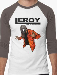 Leroy (est. 2007) Men's Baseball ¾ T-Shirt