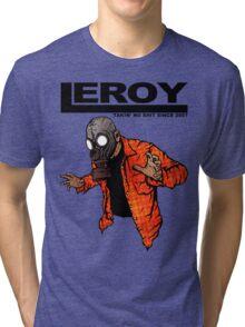 Leroy (est. 2007) Tri-blend T-Shirt