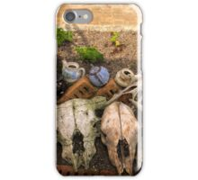 Bits and Pieces iPhone Case/Skin