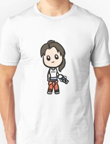 Cartoon Chell T-Shirt