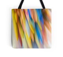 Multi-Colored Tote Bag