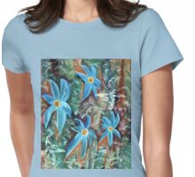 Deep in the forest 2 Womens Fitted T-Shirt