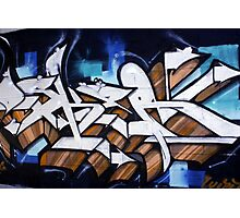 Pape Graffiti Photographic Print