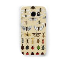 Entomology Insect studies collection  Samsung Galaxy Case/Skin