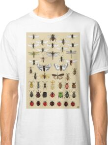 Entomology Insect studies collection  Classic T-Shirt