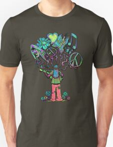 Psychedelic Soul Songs  Unisex T-Shirt