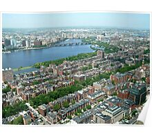 The Charles River - Boston - Massauchsetts © 2010 *featured Poster