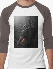 Halo 4 Master Chief - United He Stands Men's Baseball ¾ T-Shirt