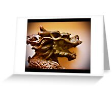 chinagon Greeting Card