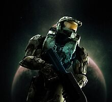 "Halo 3 - ""Believe"" Artwork by The5thHorseman"
