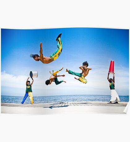 Capoeira - Warriors of Brazil Poster